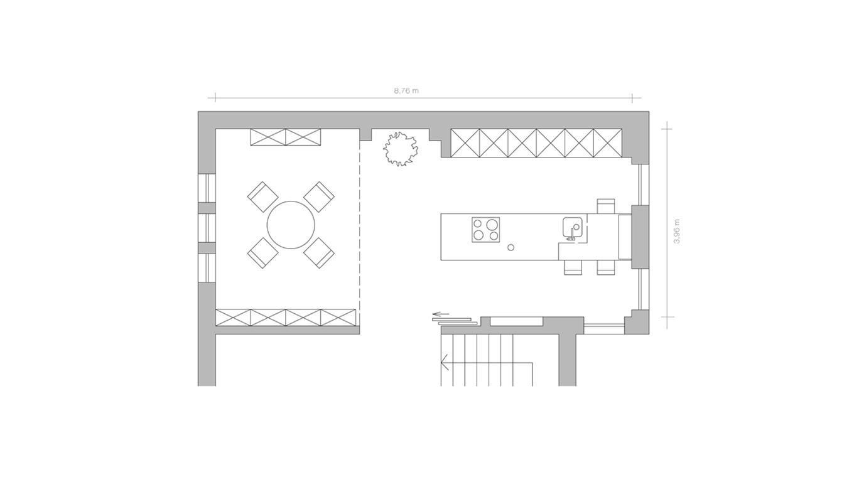 Modern Ideen Fuer Polsterhocker ~ Innen- und Möbel Inspiration | {Kochschule grundriss 25}